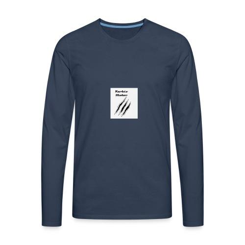 Kerbis motor - T-shirt manches longues Premium Homme
