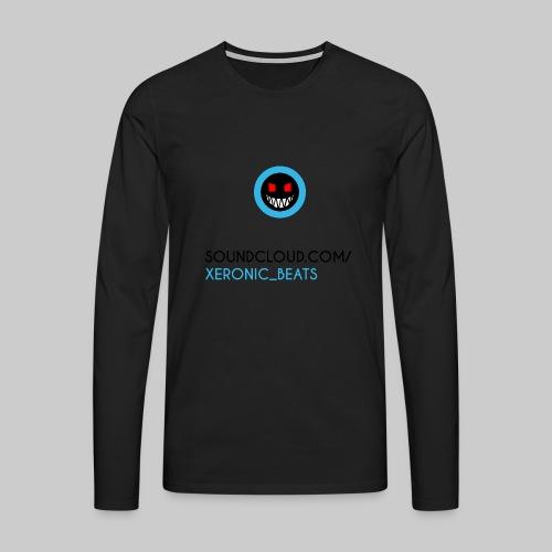 XERONIC LOGO - Men's Premium Longsleeve Shirt