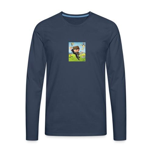 Omgislan - Men's Premium Longsleeve Shirt