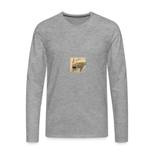 Friends 3 - Men's Premium Longsleeve Shirt