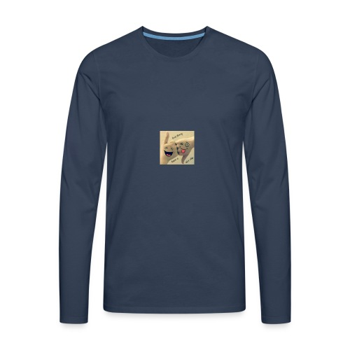 Friends 3 - Men's Premium Longsleeve Shirt