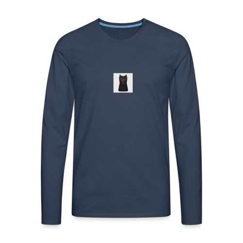 160367762 width 300 height 300 appearanceId 2 back - Herre premium T-shirt med lange ærmer