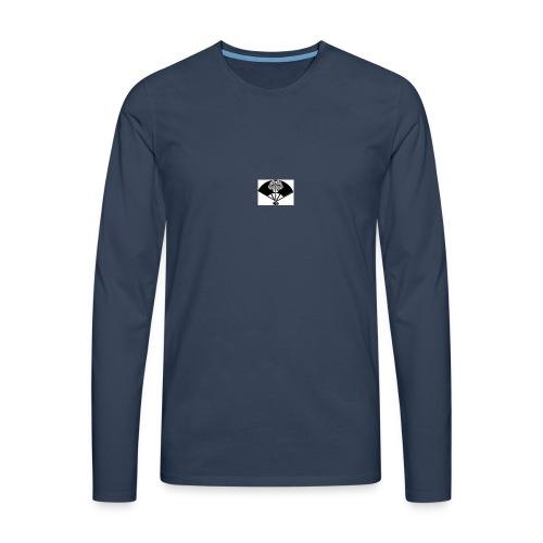 0578 - T-shirt manches longues Premium Homme
