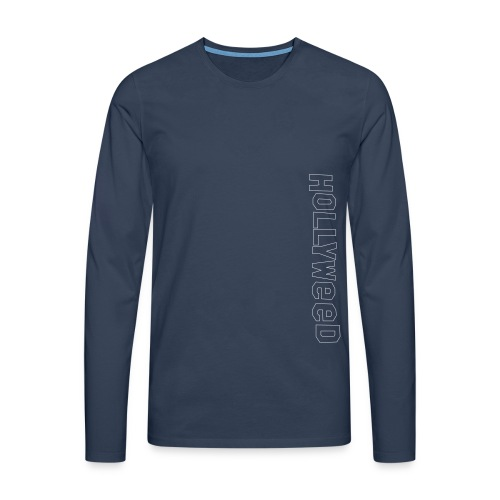 Hollyweed shirt - T-shirt manches longues Premium Homme