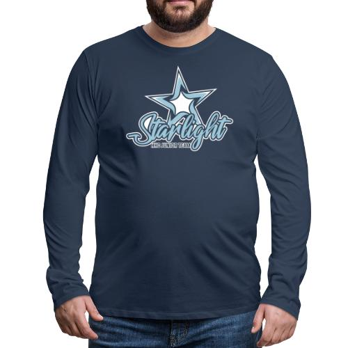 Starlight - Männer Premium Langarmshirt