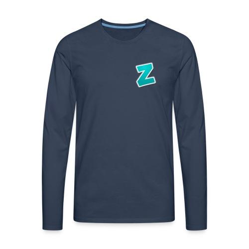 Z3RVO Logo! - Men's Premium Longsleeve Shirt