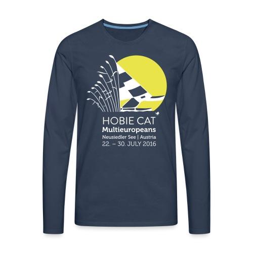 Hobie Europeans 2016 - Männer Premium Langarmshirt