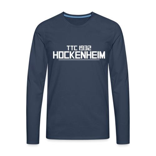 TTC 1932 Hockenheim - Männer Premium Langarmshirt