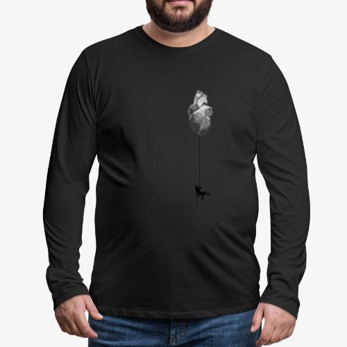 From the heart - From the heart - Men's Premium Longsleeve Shirt