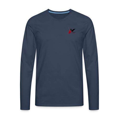 LOGO KAIIT - T-shirt manches longues Premium Homme