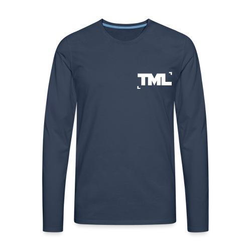 Logo-NB - Men's Premium Longsleeve Shirt