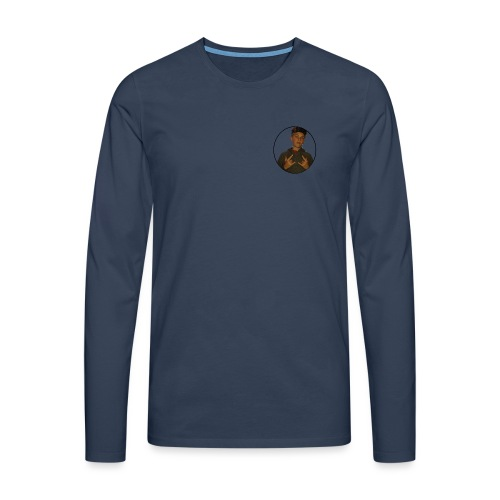 HetIsRoy - Mannen Premium shirt met lange mouwen