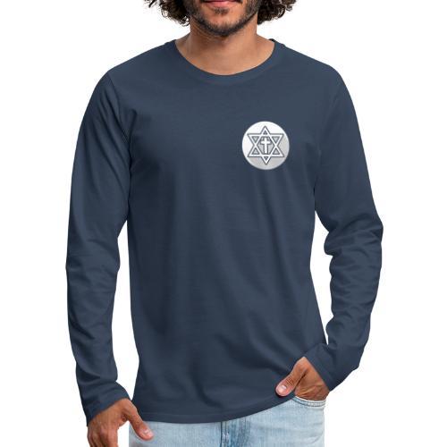 The Cross - Camiseta de manga larga premium hombre