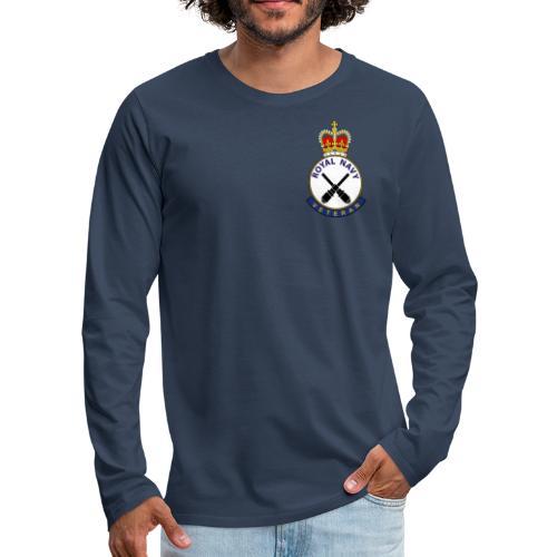 RN Vet GUNNER - Men's Premium Longsleeve Shirt