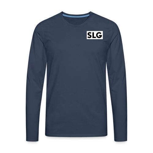 slg - Men's Premium Longsleeve Shirt