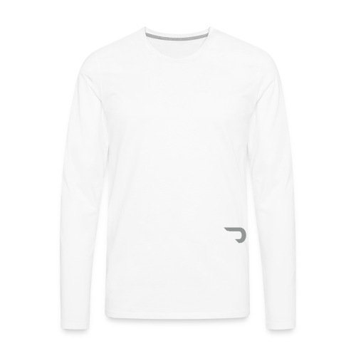 CORED Emblem - Men's Premium Longsleeve Shirt