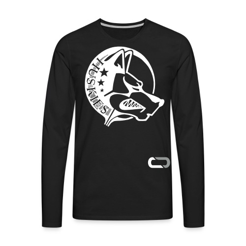 CORED Emblem - Men's Premium Longsleeve Shirt