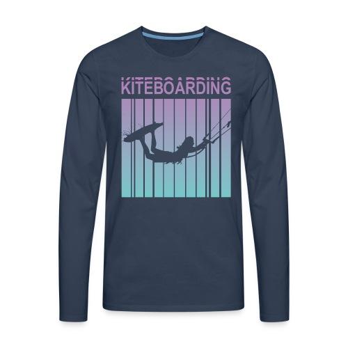 Kiteboarding - Men's Premium Longsleeve Shirt