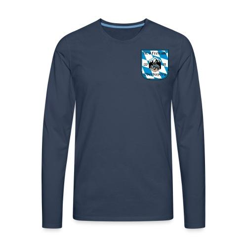 ATV Freunde Oberbayern Logo - Männer Premium Langarmshirt
