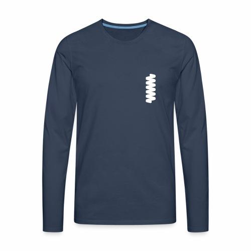 psipred standard logomark - Men's Premium Longsleeve Shirt