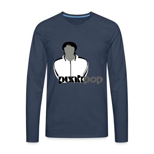 Brith Pop Whatever PunkPop - Maglietta Premium a manica lunga da uomo