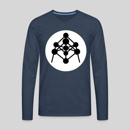Atomium - T-shirt manches longues Premium Homme