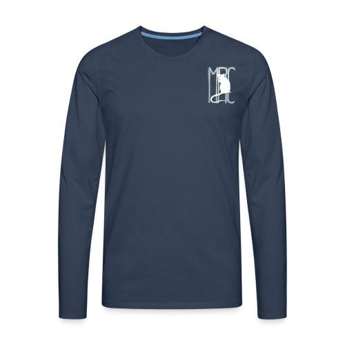 MRC-White - Men's Premium Longsleeve Shirt