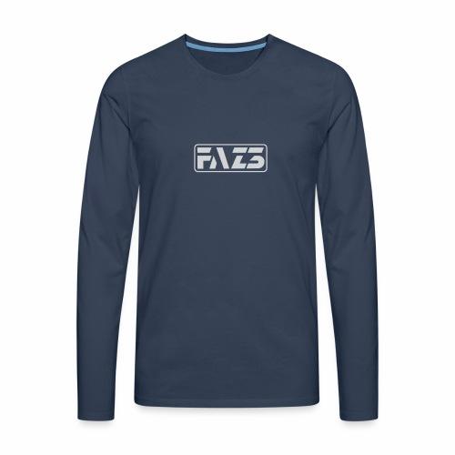 Faz3 Classic - Men's Premium Longsleeve Shirt