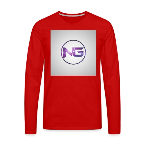 none - Men's Premium Longsleeve Shirt