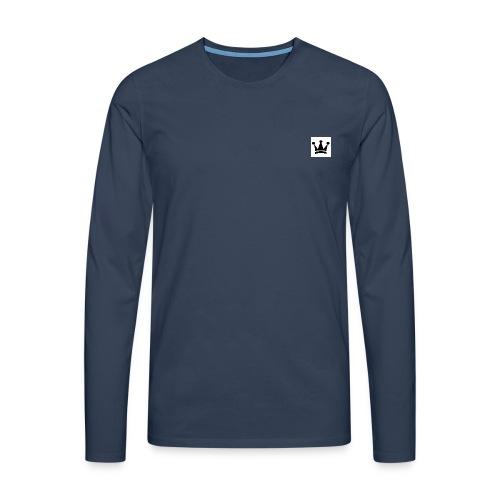 bitic - Långärmad premium-T-shirt herr