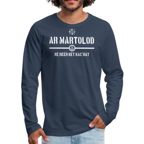 Le Marin - T-shirt manches longues Premium Homme