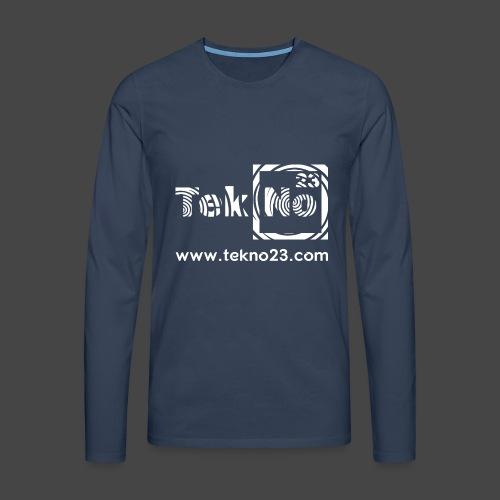 tekno 23 - T-shirt manches longues Premium Homme