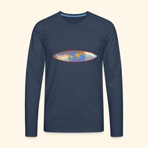Heal the World - Männer Premium Langarmshirt