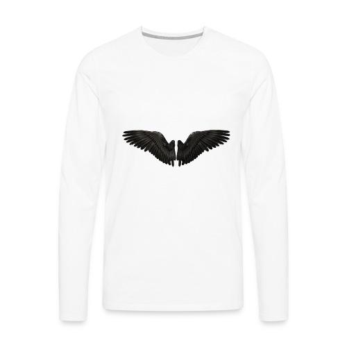 Borderline - T-shirt manches longues Premium Homme