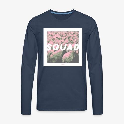 SQUAD #01 - Männer Premium Langarmshirt