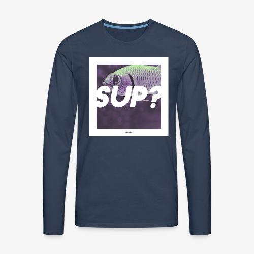 SUP #01 - Männer Premium Langarmshirt