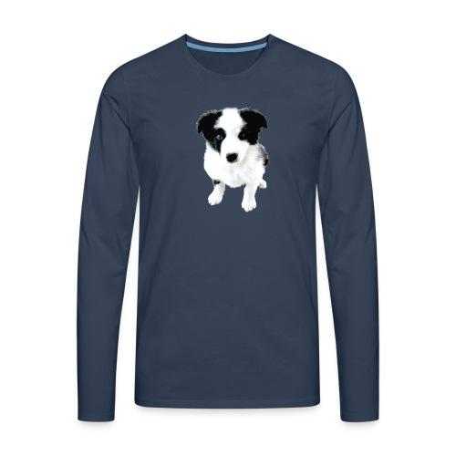 fox - Camiseta de manga larga premium hombre