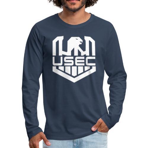 USEC - T-shirt manches longues Premium Homme