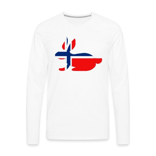 norwegian bunny - Men's Premium Longsleeve Shirt