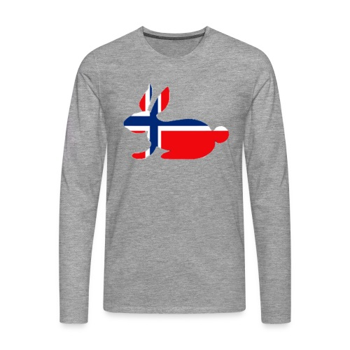 norwegian bunny - Men's Premium Longsleeve Shirt