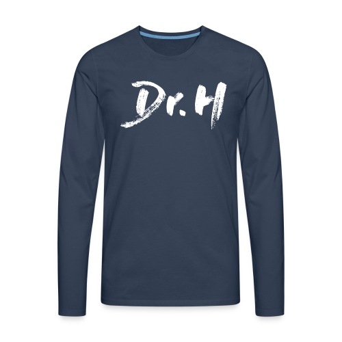 Sweat enfant Docteur H - T-shirt manches longues Premium Homme