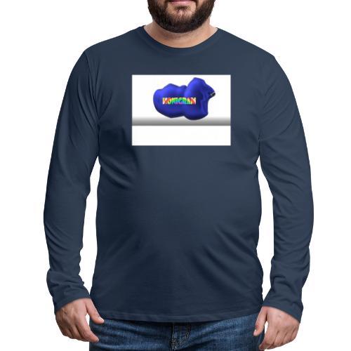 Unbenannt - Männer Premium Langarmshirt