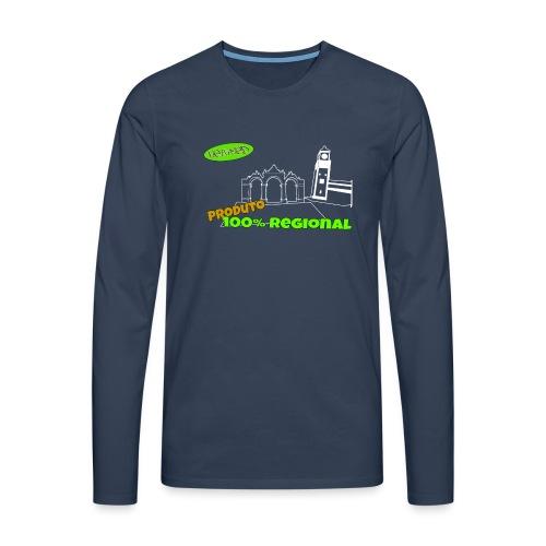 Dark City Gates - Men's Premium Longsleeve Shirt