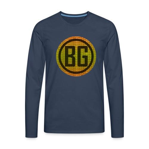 BeAsTz GAMING HOODIE - Men's Premium Longsleeve Shirt