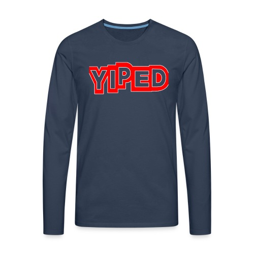 FIRST YIPED OFFICIAL CLOTHING AND GEARS - Men's Premium Longsleeve Shirt