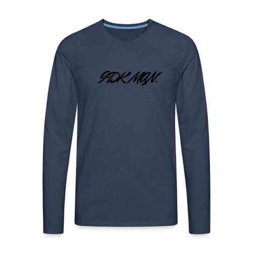 IDK_MAN - T-shirt manches longues Premium Homme