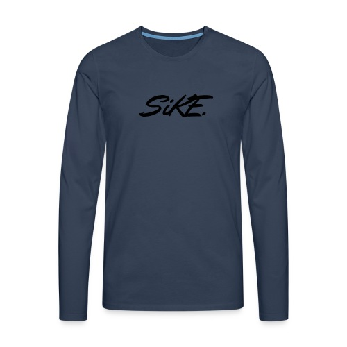 SIKE - T-shirt manches longues Premium Homme