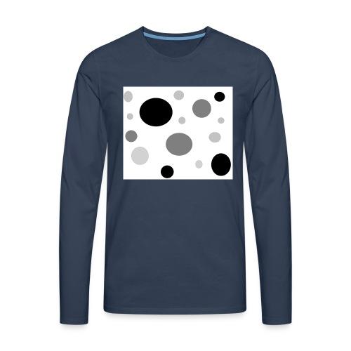 k0601laaw-png - Koszulka męska Premium z długim rękawem
