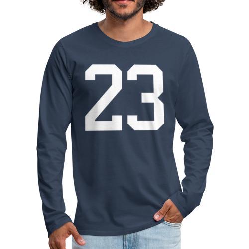 23 VISUR Stefan - Männer Premium Langarmshirt