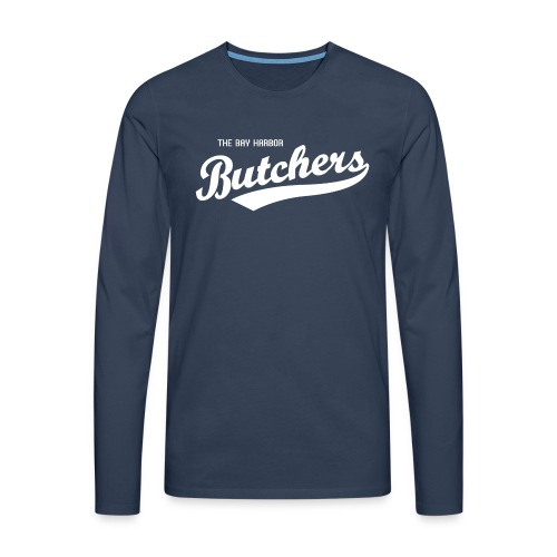 The Bay Harbor Butchers - Mannen Premium shirt met lange mouwen
